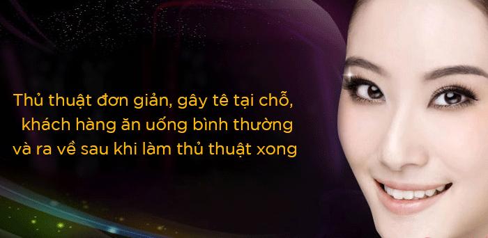 Bấm mí ở đâu đẹp Sài Gòn